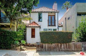 Photo of 714 NAVY Street, Santa Monica, CA 90405 (MLS # 19500282)