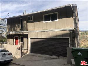 Photo of 2150 BEECH KNOLL Road, Los Angeles , CA 90046 (MLS # 19521282)