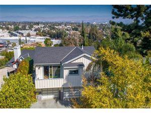Photo of 11771 LAURELWOOD Drive, Studio City, CA 91604 (MLS # SR18125282)