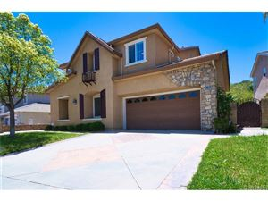 Photo of 28535 HIDDEN HILLS Drive, Saugus, CA 91390 (MLS # SR18133283)