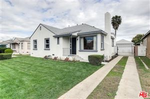 Photo of 3556 HILLCREST Drive, Los Angeles , CA 90016 (MLS # 18323284)