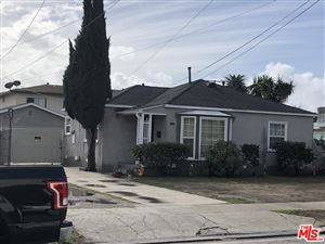 Photo of 3752 West 102ND Street, Inglewood, CA 90303 (MLS # 18411284)
