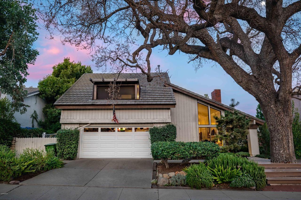1947 TAMARACK Street, Westlake Village, CA 91361 - #: 220000284