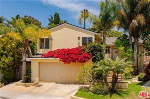 Photo of 3021 LINDA Lane, Santa Monica, CA 90405 (MLS # 18355286)