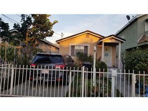 Photo of 9514 JUNIPER Street, Los Angeles , CA 90002 (MLS # SR18038286)