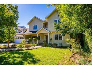 Photo of 4439 FIRMAMENT Avenue, Encino, CA 91436 (MLS # SR18253287)