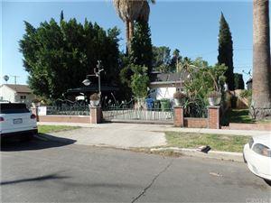 Photo of 6517 LONGRIDGE Avenue, Valley Glen, CA 91401 (MLS # SR18110289)