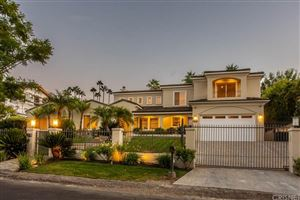 Photo of 17980 RANCHO Street, Encino, CA 91316 (MLS # SR19241290)