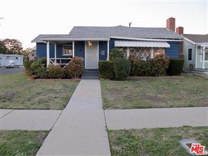 Photo of 12127 ANETA Street, Culver City, CA 90230 (MLS # 18314292)
