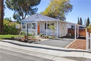 Photo of 10819 SCOVILLE Avenue, Sunland, CA 91040 (MLS # 318004292)