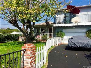 Photo of 10862 ORO VISTA Avenue, Sunland, CA 91040 (MLS # SR18090292)