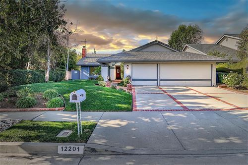 Photo of 12201 KRISTOPHER Place, Other, CA 91326 (MLS # 219014293)