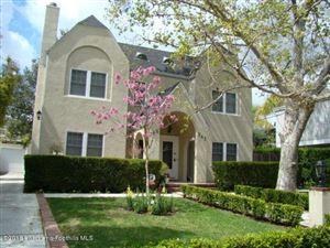 Photo of 543 South HUDSON Avenue #545, Pasadena, CA 91101 (MLS # 818000293)