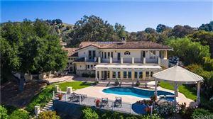 Photo of 5370 WHITMAN Road, Hidden Hills, CA 91302 (MLS # SR19042293)