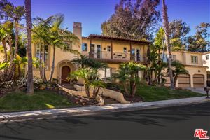 Photo of 747 PATTERSON Place, Pacific Palisades, CA 90272 (MLS # 18316294)