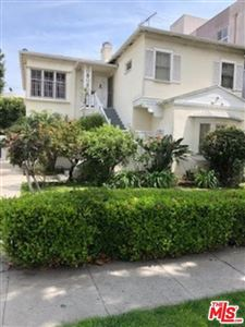 Photo of 834 South SHENANDOAH Street, Los Angeles , CA 90035 (MLS # 18328294)