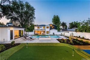 Photo of 18938 WELLS Drive, Tarzana, CA 91356 (MLS # SR19165295)