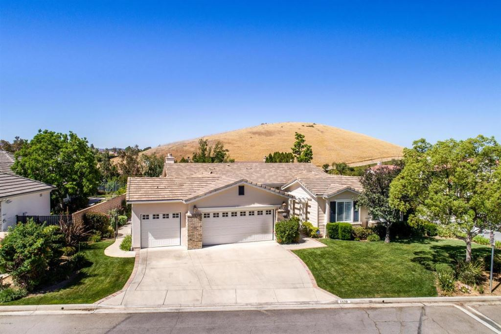 Photo for 3420 RED BLUFF Court, Simi Valley, CA 93063 (MLS # 218007297)