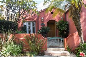 Photo of 824 North CRESCENT HEIGHTS, Los Angeles , CA 90046 (MLS # 18324298)
