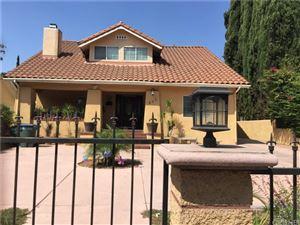 Photo of 895 North LOS ROBLES Avenue, Pasadena, CA 91104 (MLS # SR18226299)
