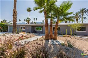 Photo of 1045 South CALLE MARCUS, Palm Springs, CA 92264 (MLS # 17214992PS)
