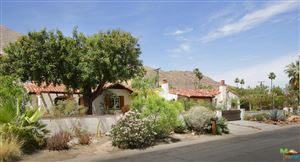 Photo of 565 South CALLE ENCILIA, Palm Springs, CA 92264 (MLS # 17221682PS)