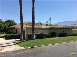 Photo of 170 DESERT LAKES Drive, Palm Springs, CA 92264 (MLS # 17244852PS)