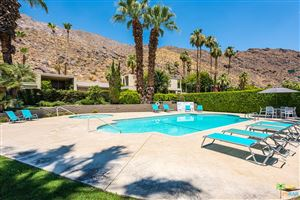 Photo of 555 West BARISTO Road #C35, Palm Springs, CA 92262 (MLS # 17247292PS)