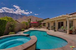 Photo of 897 TIERRA Lane, Palm Springs, CA 92262 (MLS # 17264502PS)