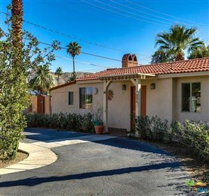 Photo of 149 West CAMINO DESCANSO, Palm Springs, CA 92264 (MLS # 17270932PS)