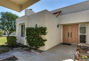 Photo of 1653 AUGUSTA Plaza, Palm Springs, CA 92264 (MLS # 17273282PS)