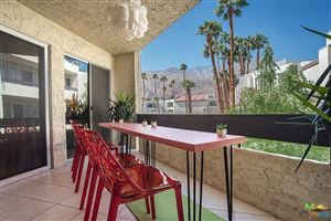 Photo of 1550 South CAMINO REAL #224, Palm Springs, CA 92264 (MLS # 17280622PS)