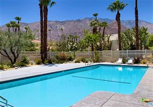 Photo of 313 West MARISCAL Road, Palm Springs, CA 92262 (MLS # 17282522PS)
