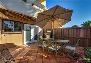 Photo of 1268 East RAMON Road #56, Palm Springs, CA 92264 (MLS # 17285452PS)