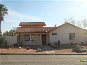 Photo of 66113 AVENIDA LADERA, Desert Hot Springs, CA 92240 (MLS # 17294292PS)
