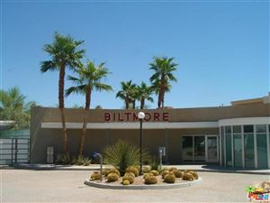 Photo of 780 East PALM CANYON Drive #102, Palm Springs, CA 92264 (MLS # 17294402PS)