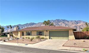 Photo of 909 North CAMINO CONDOR, Palm Springs, CA 92262 (MLS # 17295012PS)