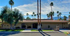 Photo of 1501 East LOBO Way, Palm Springs, CA 92264 (MLS # 17295372PS)