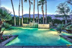 Photo of 38215 VIA FORTUNA, Palm Springs, CA 92264 (MLS # 17295952PS)