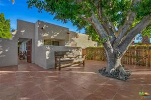 Photo of 536 South CALLE PALO FIERRO, Palm Springs, CA 92264 (MLS # 17296942PS)