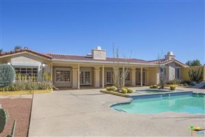 Tiny photo for 70540 BOOTHILL Road, Rancho Mirage, CA 92270 (MLS # 18318962PS)