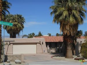Photo of 72610 HOMESTEAD Road, Palm Desert, CA 92260 (MLS # 18320072PS)