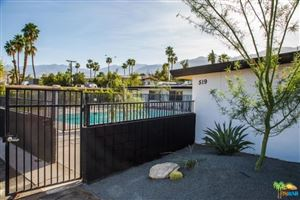 Photo of 519 South DESERT VIEW Drive #5, Palm Springs, CA 92264 (MLS # 18337442PS)