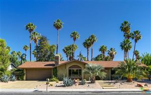 Photo of 3576 East ESCOBA Drive, Palm Springs, CA 92264 (MLS # 18345522PS)