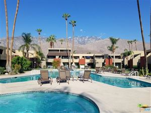 Photo of 1655 East PALM CANYON Drive #512, Palm Springs, CA 92264 (MLS # 18365162PS)