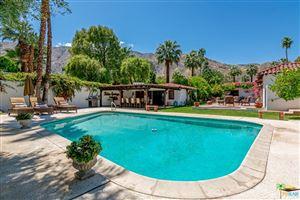 Photo of 435 West VEREDA SUR, Palm Springs, CA 92262 (MLS # 19457782PS)