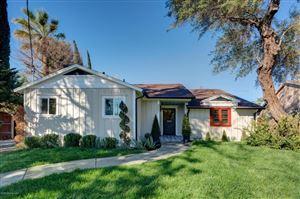 Photo of 4851 BEEMAN Avenue, Valley Village, CA 91607 (MLS # 818001300)