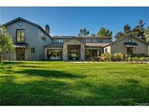 Photo of 24848 LONG VALLEY Road, Hidden Hills, CA 91302 (MLS # SR17219300)
