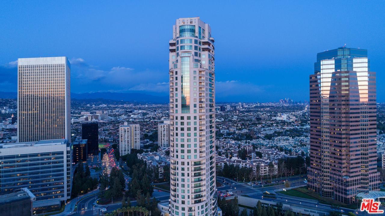 Photo of 1 West CENTURY Drive #8B, Los Angeles , CA 90067 (MLS # 19526300)