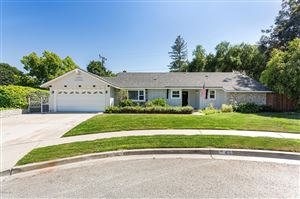 Photo of 60 MARVIN Court, Simi Valley, CA 93065 (MLS # 219007303)